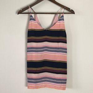 LOFT Gorgeous striped Camisole